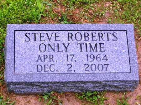 ROBERTS, STEVE - Clark County, Arkansas   STEVE ROBERTS - Arkansas Gravestone Photos