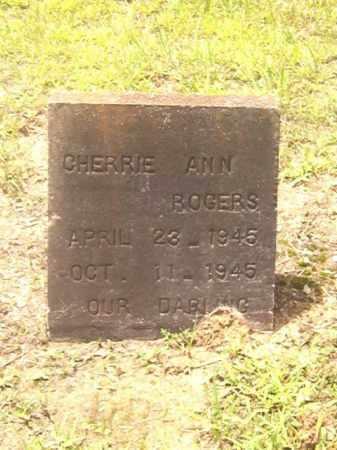 ROGERS, CHERRIE ANN - Clark County, Arkansas | CHERRIE ANN ROGERS - Arkansas Gravestone Photos