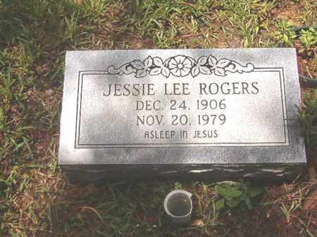ROGERS, JESSIE LEE - Clark County, Arkansas | JESSIE LEE ROGERS - Arkansas Gravestone Photos