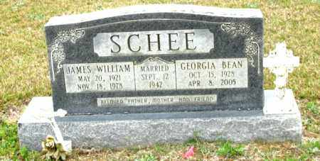 SCHEE, JAMES WILLIAM - Clark County, Arkansas | JAMES WILLIAM SCHEE - Arkansas Gravestone Photos