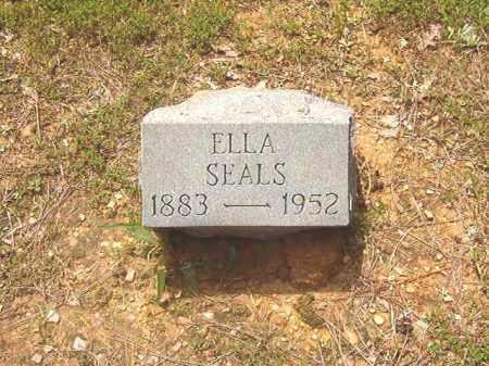 SEALS, ELLA - Clark County, Arkansas | ELLA SEALS - Arkansas Gravestone Photos