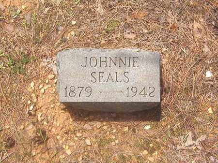SEALS, JOHNIE - Clark County, Arkansas | JOHNIE SEALS - Arkansas Gravestone Photos