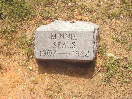 SEALS, MINNIE - Clark County, Arkansas | MINNIE SEALS - Arkansas Gravestone Photos