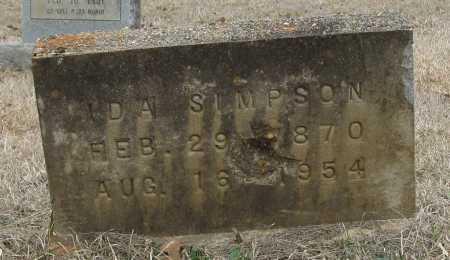 SIMPSON, IDA - Clark County, Arkansas | IDA SIMPSON - Arkansas Gravestone Photos