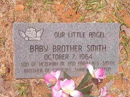 SMITH, BABY BROTHER - Clark County, Arkansas | BABY BROTHER SMITH - Arkansas Gravestone Photos