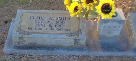 SMITH, CLAUD A. - Clark County, Arkansas | CLAUD A. SMITH - Arkansas Gravestone Photos