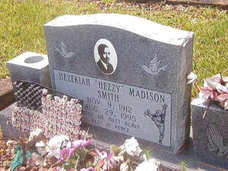 "SMITH, HEZEKIAH MADISON ""HEZZY"" - Clark County, Arkansas 