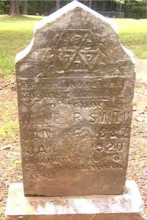 SMITH, WILLIE R. - Clark County, Arkansas | WILLIE R. SMITH - Arkansas Gravestone Photos