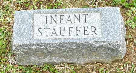 STAUFFER, INFANT - Clark County, Arkansas | INFANT STAUFFER - Arkansas Gravestone Photos