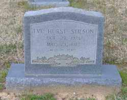 HURST STILSON, EVE - Clark County, Arkansas | EVE HURST STILSON - Arkansas Gravestone Photos
