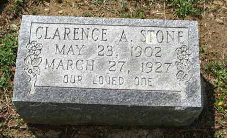 STONE, CLARENCE A. - Clark County, Arkansas | CLARENCE A. STONE - Arkansas Gravestone Photos