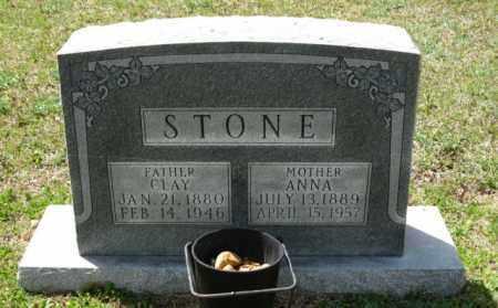 STONE, CLAY - Clark County, Arkansas | CLAY STONE - Arkansas Gravestone Photos