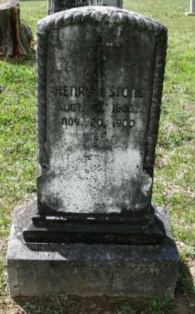 STONE, HENRY L. - Clark County, Arkansas | HENRY L. STONE - Arkansas Gravestone Photos