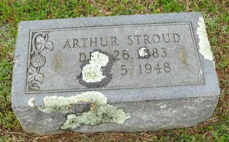 STROUD, ARTHUR - Clark County, Arkansas | ARTHUR STROUD - Arkansas Gravestone Photos