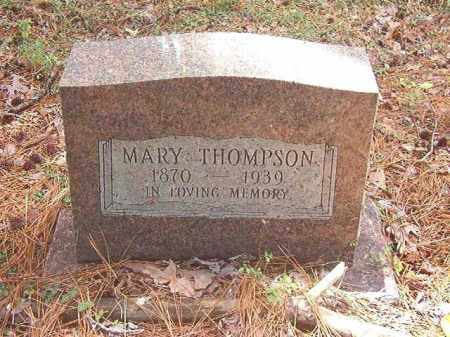 THOMPSON, MARY - Clark County, Arkansas | MARY THOMPSON - Arkansas Gravestone Photos