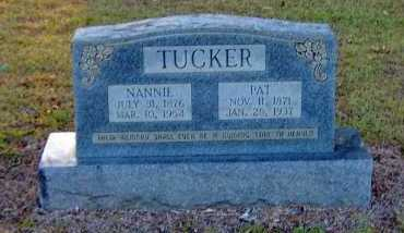 TUCKER, NANNIE - Clark County, Arkansas | NANNIE TUCKER - Arkansas Gravestone Photos
