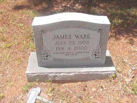 WARE, JAMES - Clark County, Arkansas | JAMES WARE - Arkansas Gravestone Photos