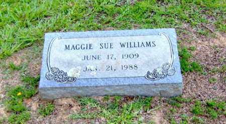 WILLIAMS, MAGGIE SUE - Clark County, Arkansas | MAGGIE SUE WILLIAMS - Arkansas Gravestone Photos