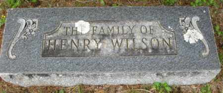 WILSON, THE FAMILY OF HENRY - Clark County, Arkansas | THE FAMILY OF HENRY WILSON - Arkansas Gravestone Photos