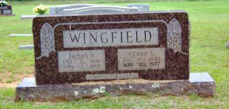 WINGFIELD, CLARA L. - Clark County, Arkansas | CLARA L. WINGFIELD - Arkansas Gravestone Photos