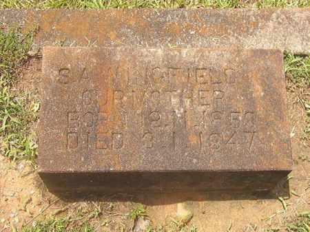 WINGFIELD, S. A. - Clark County, Arkansas   S. A. WINGFIELD - Arkansas Gravestone Photos