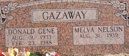 GAZAWAY, DONALD - Clay County, Arkansas | DONALD GAZAWAY - Arkansas Gravestone Photos