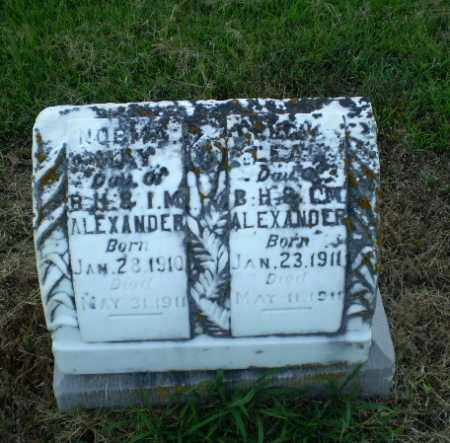 ALEXANDER, NORMA MAY - Clay County, Arkansas | NORMA MAY ALEXANDER - Arkansas Gravestone Photos