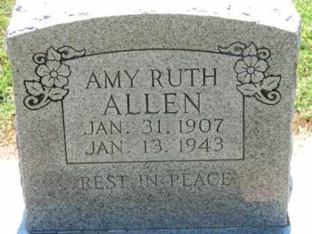 ALLEN, AMY RUTH - Clay County, Arkansas | AMY RUTH ALLEN - Arkansas Gravestone Photos