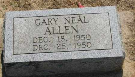 ALLEN, GARY NEAL - Clay County, Arkansas | GARY NEAL ALLEN - Arkansas Gravestone Photos