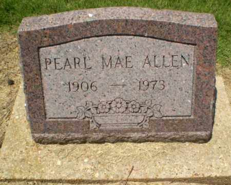 ALLEN, PEARL MAE - Clay County, Arkansas | PEARL MAE ALLEN - Arkansas Gravestone Photos
