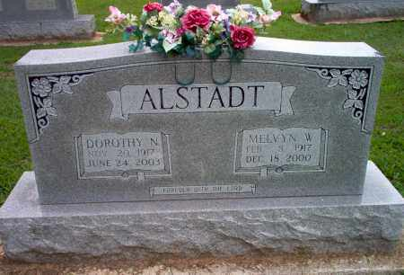 ALSTADT, DOROTHY N - Clay County, Arkansas | DOROTHY N ALSTADT - Arkansas Gravestone Photos