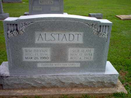 ALSTADT, SUE ILAH - Clay County, Arkansas | SUE ILAH ALSTADT - Arkansas Gravestone Photos