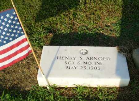 ARNOLD  (VETERAN UNION), HENRY S - Clay County, Arkansas | HENRY S ARNOLD  (VETERAN UNION) - Arkansas Gravestone Photos