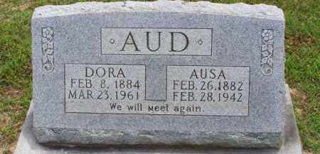 REEDER AUD, DORA - Clay County, Arkansas | DORA REEDER AUD - Arkansas Gravestone Photos