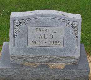 AUD, EBERT - Clay County, Arkansas | EBERT AUD - Arkansas Gravestone Photos