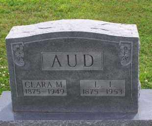 AUD, LONA I - Clay County, Arkansas | LONA I AUD - Arkansas Gravestone Photos