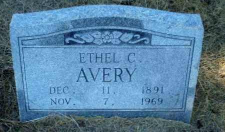 AVERY, ETHEL C - Clay County, Arkansas | ETHEL C AVERY - Arkansas Gravestone Photos