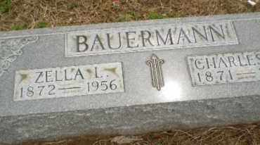 BAUERMAN, ZELLA - Clay County, Arkansas | ZELLA BAUERMAN - Arkansas Gravestone Photos
