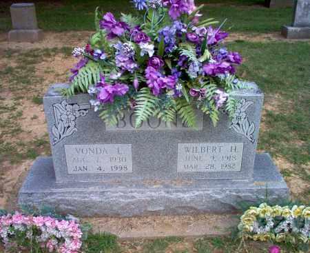 BOONE, WILBERT H - Clay County, Arkansas | WILBERT H BOONE - Arkansas Gravestone Photos