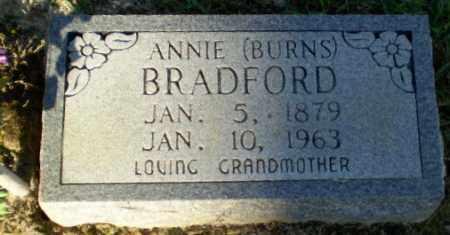 BRADFORD, ANNIE - Clay County, Arkansas | ANNIE BRADFORD - Arkansas Gravestone Photos