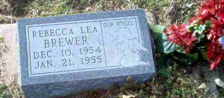 BREWER, REBECCA LEA - Clay County, Arkansas | REBECCA LEA BREWER - Arkansas Gravestone Photos