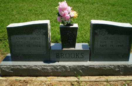 BROOKS, ENNIS JAMES - Clay County, Arkansas | ENNIS JAMES BROOKS - Arkansas Gravestone Photos