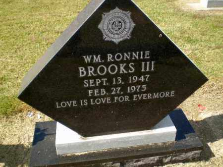 BROOKS,III (PUBLIC SERVANT), WILLIAM RONNIE - Clay County, Arkansas | WILLIAM RONNIE BROOKS,III (PUBLIC SERVANT) - Arkansas Gravestone Photos