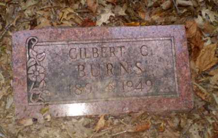 BURNS, GILBERT C - Clay County, Arkansas | GILBERT C BURNS - Arkansas Gravestone Photos