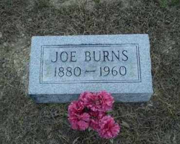 BURNS, JOE - Clay County, Arkansas | JOE BURNS - Arkansas Gravestone Photos
