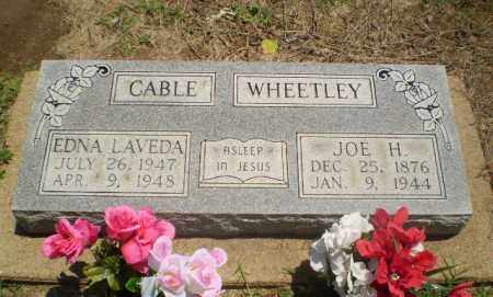 CABLE, EDNA LAVEDA - Clay County, Arkansas | EDNA LAVEDA CABLE - Arkansas Gravestone Photos