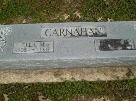 CARNAHAN, ERNEST - Clay County, Arkansas | ERNEST CARNAHAN - Arkansas Gravestone Photos