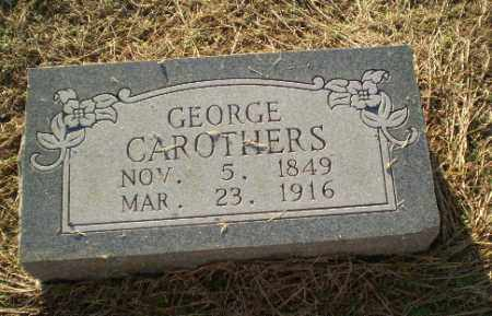 CAROTHERS, GEORGE - Clay County, Arkansas | GEORGE CAROTHERS - Arkansas Gravestone Photos