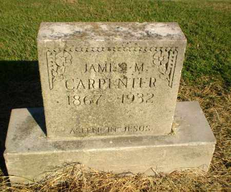 CARPENTER, JAMES M - Clay County, Arkansas | JAMES M CARPENTER - Arkansas Gravestone Photos