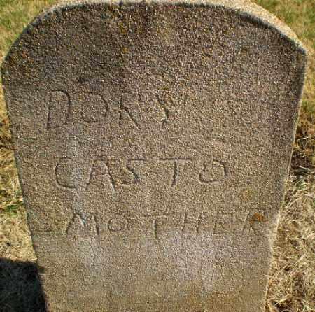 CASTO, DORY - Clay County, Arkansas | DORY CASTO - Arkansas Gravestone Photos